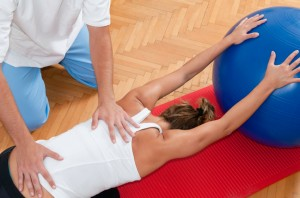 Stretching and massage therapy for running and sports injuries